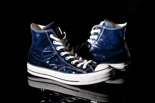 Converse All Star Chucks - Lack Leder Leather Patent