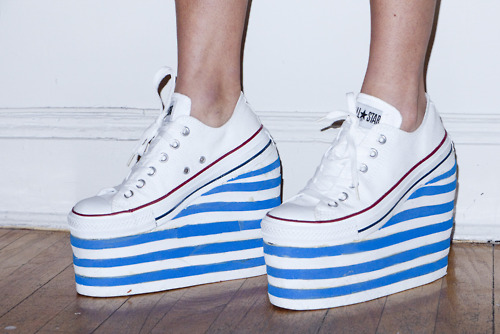 Terry Richardson Chucks