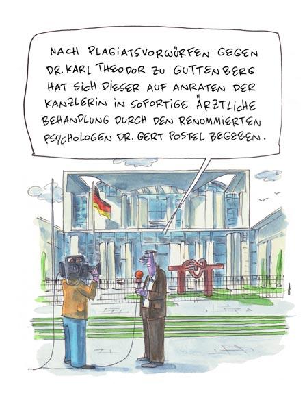 Guttenberg + Dr. Postel