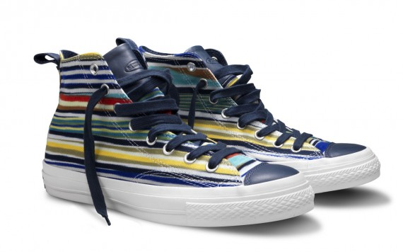 Converse collaboration mit Missoni