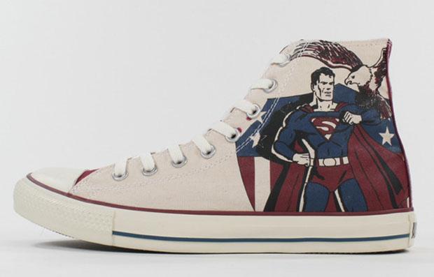 Converse Superman DC Comics