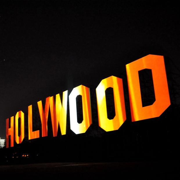 Holy Wood in der Nacht