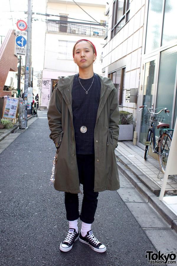 Converse Street Fashion Dancer