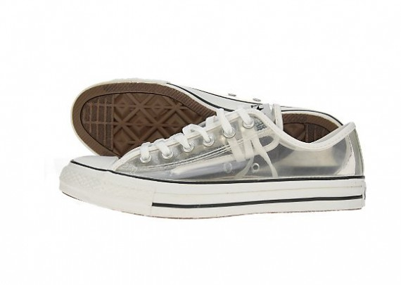 Converse All Star Chucks Clear