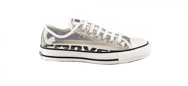 #Converse All Star #Chucks #Clear #Rubber #Fetisch