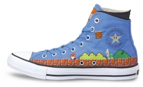 Converse All Star Chuck Taylor 'Supermario' von Converse Japan