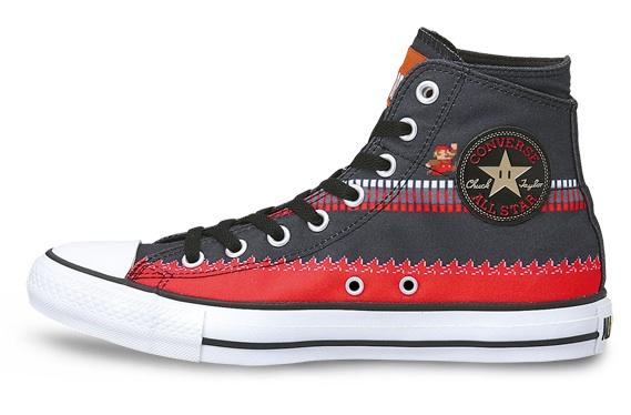 Converse All Star Chuck Taylor 'Supermario' von Converse Japan