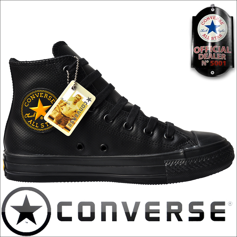 Converse Chuck Taylor All Star #Schuhe #Winter Chucks 105990 Leder ...