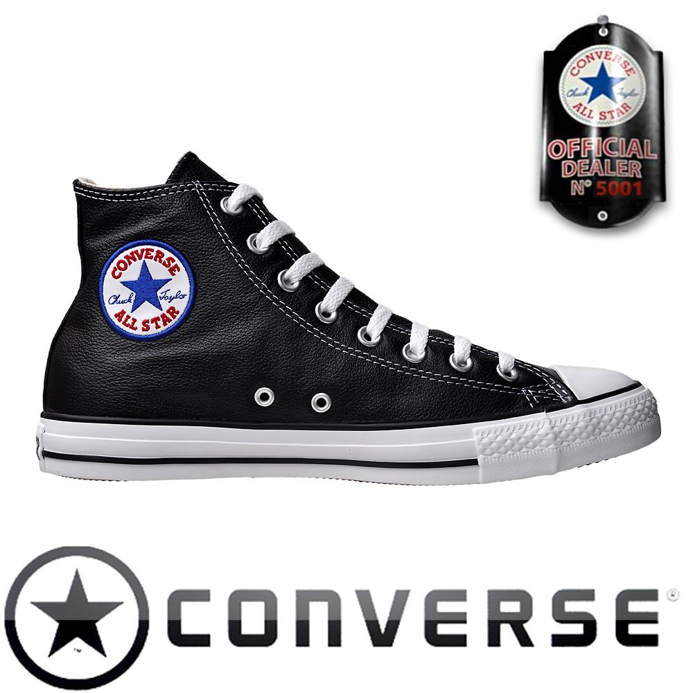 Chucks Leder Chuck Taylor All IRobot Star Converse Schwarz 1s581 R4Ajq35L
