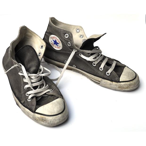 Converse Chuck Taylor All Star Chucks - M9160 Black HI Vintage Old School- NEU im Angebot online preiswert kaufen