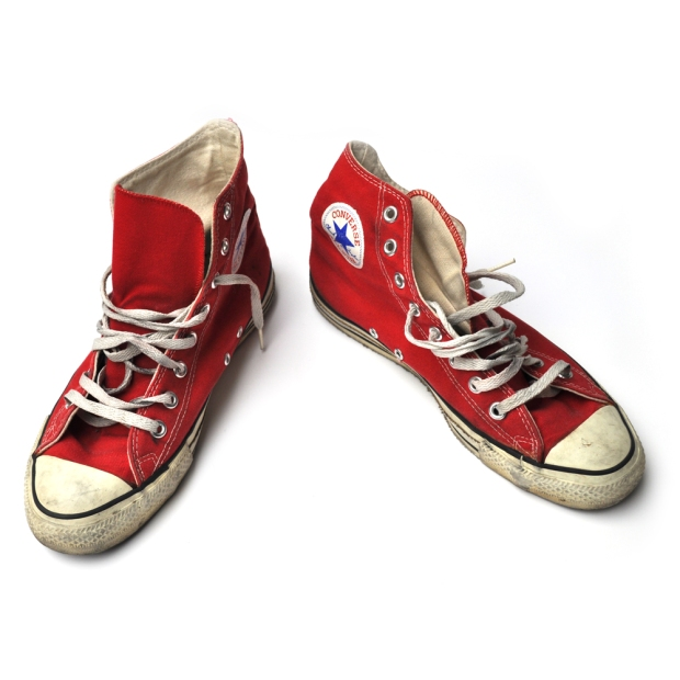 Converse Shoes Chuck Taylor All Star Chucks - M9621 Rot HI Vintage