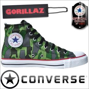 Converse vs. Gorillaz