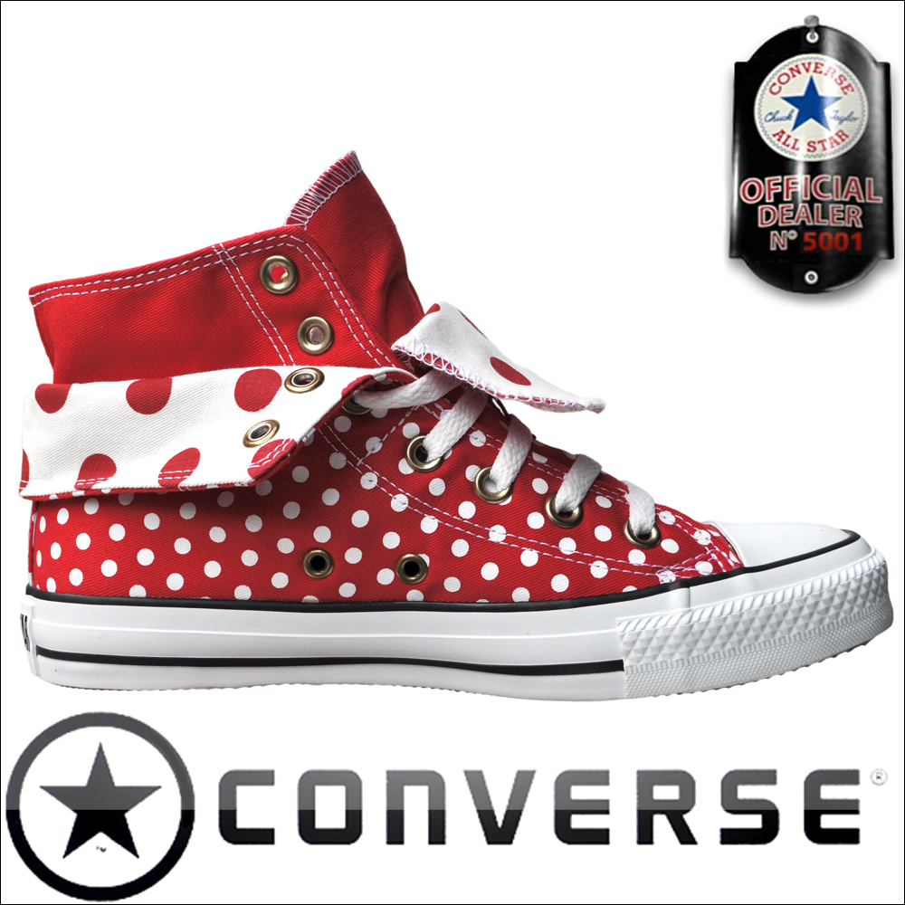 converse all star chuck taylor 530045 rot wei white. Black Bedroom Furniture Sets. Home Design Ideas