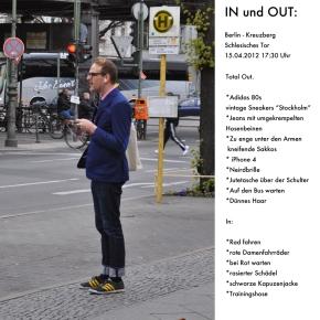 In und Out : Berlin Kreuzberg Schlesisches Tor