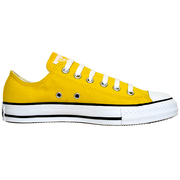 Converse Chucks OX 102998 Seasonal Buttercup Yellow Gelb Low ...