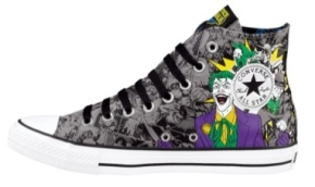Converse All Star Hi Hero Villains Athletic Shoe - Heroes & Villains