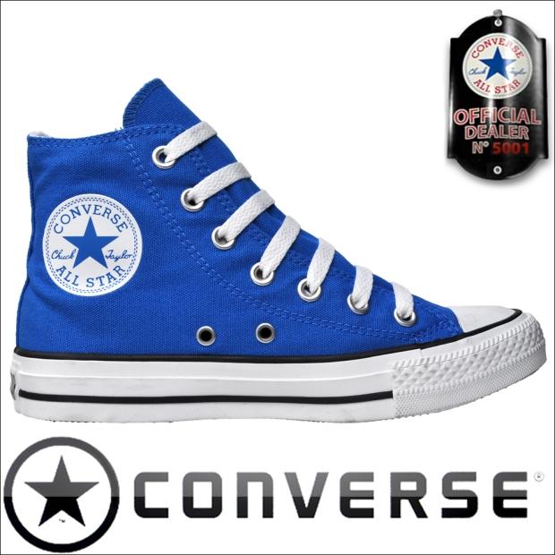 Converse Chucks 117403 Skydiver Blue