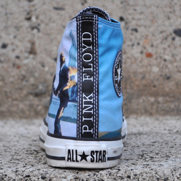 Converse All Star PINK FLOYD Hi Tops108830
