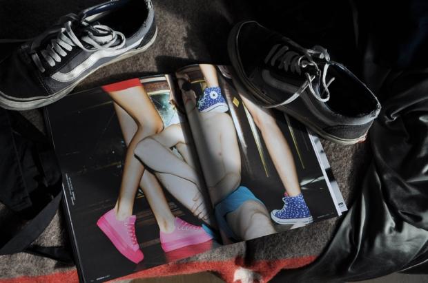 Converse All Star Hi Top Marimekko Sneaker