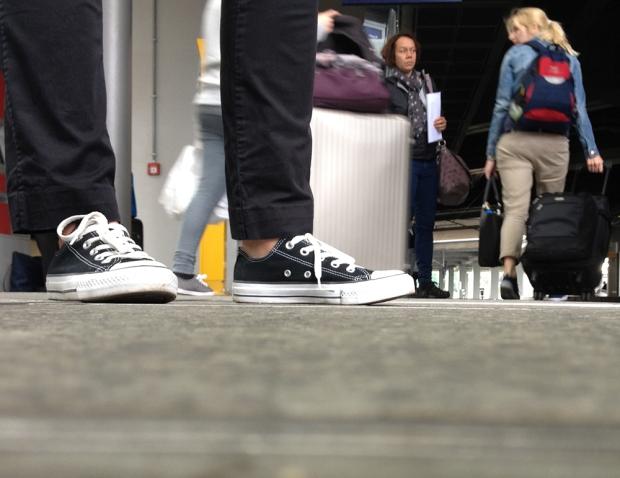 Converse All Star mit oder ohne Socken tragen?!
