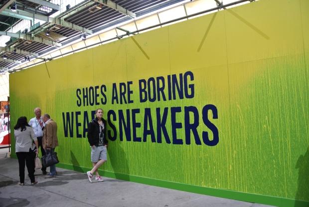 Converse News von der Bread & Butter Messe Berlin 07.2013