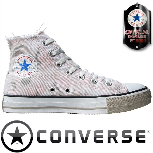 Converse Chuck Taylor All Star Chucks 1U843 CT Sky Dust Camouflage © VG Bild