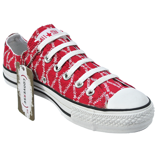 Converse Schuhe All Star Chucks Red Edition 102089 OX
