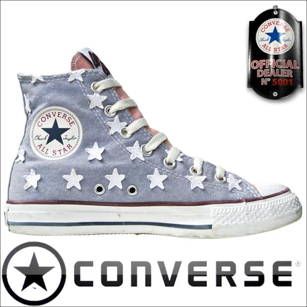 Converse Chucks Wonderwoman DC Comics 122151
