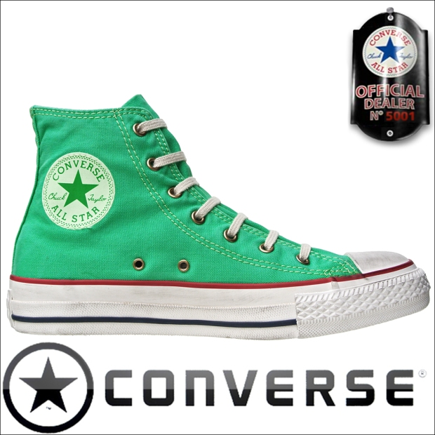 Converse Chuck Taylor All Star Converse Chucks 136888 MINT GREEN