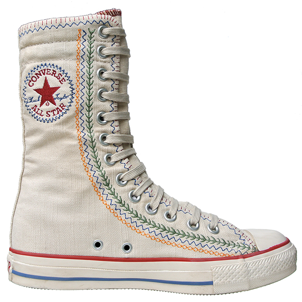 Converse Chucks All Star Chuck Taylor Sneakers XHI 1U409 mit Stickerei