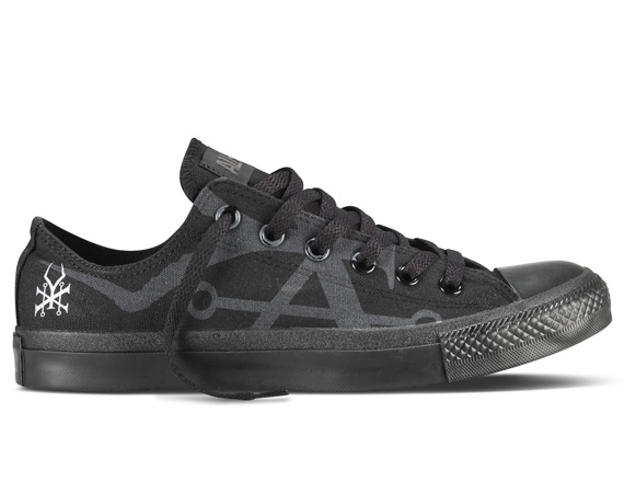 "CONVERSE X SOUNDGARDEN – ""KING ANIMAL"" CHUCK TAYLOR ALL STAR OX"