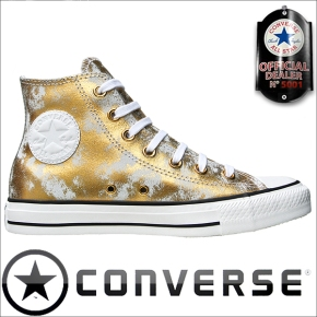 Converse Chucks All Star Chuck Taylor Sneakers 540370 GOLD