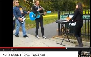 Kurt Baker (Ex- Leftovers):Cruel to be kind