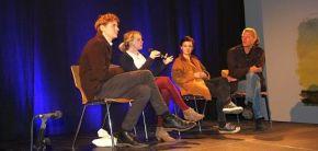 Stefanie de Velasco im Autorengespräch mit Nico Bleutge