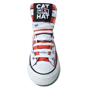 "Cat in the hat Shoes ""Dr Seuss"""
