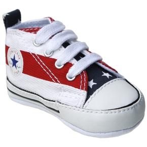 Converse Schuhe Chuck Taylor All Star Baby Chucks 86421 First Star Stars and Bars