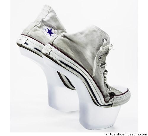 High heel Converse All Star Davide