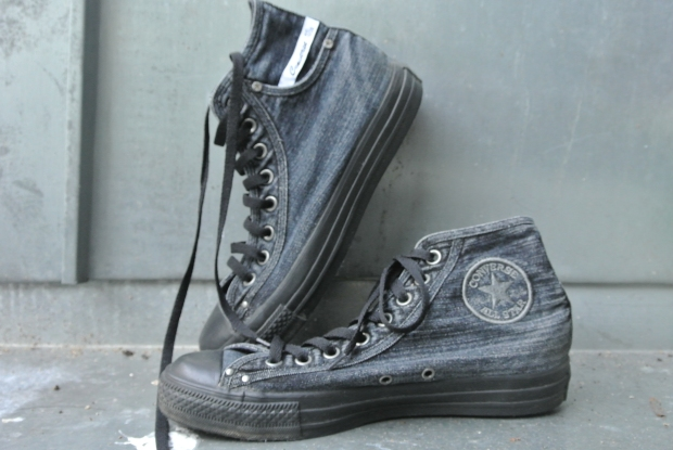 Converse Jeans Black 100064