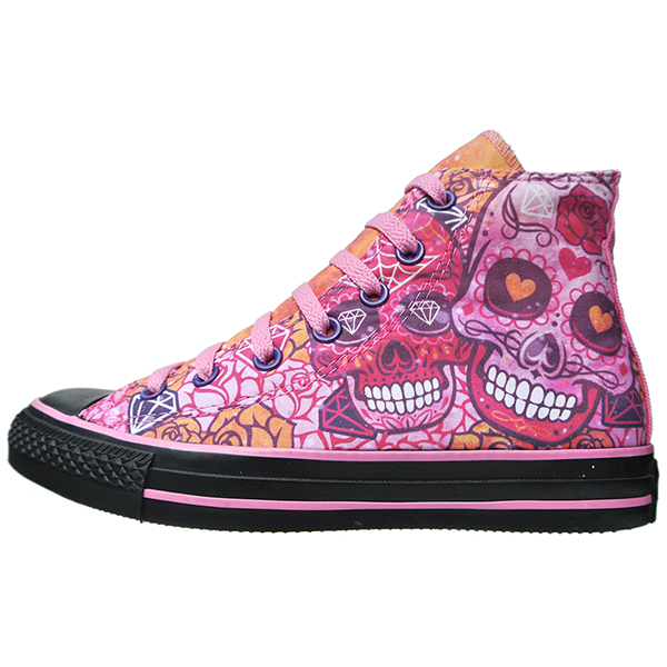 Converse Chucks Pink Limited Edition