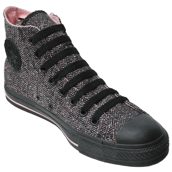 Chuck Taylor All Star Chucks 100115 Black Herringbone Blossom