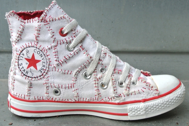 Converse Schuhe All Star Chucks Red Edition 103495