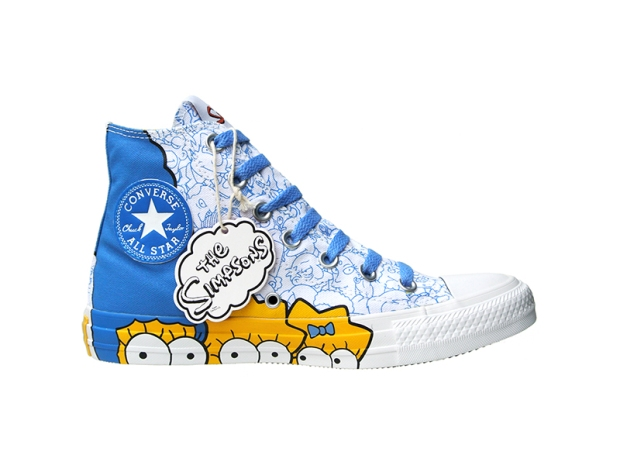 The Simpsons x Converse Chucks Nr. 141391