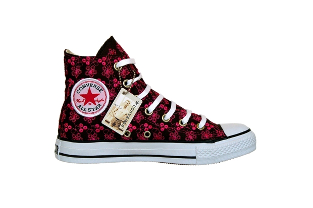 Converse Chuck Taylor All Star Converse Chucks 1U484 Flowers