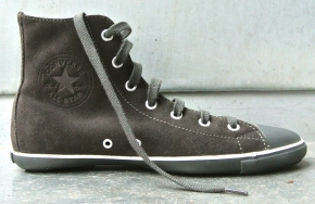 Converse Chucks Lights 512634 Wildleder Grau Limited Edition