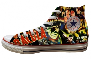 Converse CT HI RETRO MOVIE POSTERS SKU: RETRO