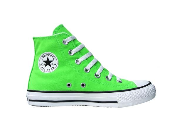 Converse Sammlerstücke: über 400 Angebote bei www.Chucks.me Converse Chucks Neon Grün 114060