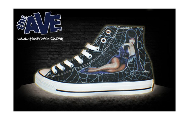 Converse Chuck Taylor All Star Elvira - Mistress of the Dark