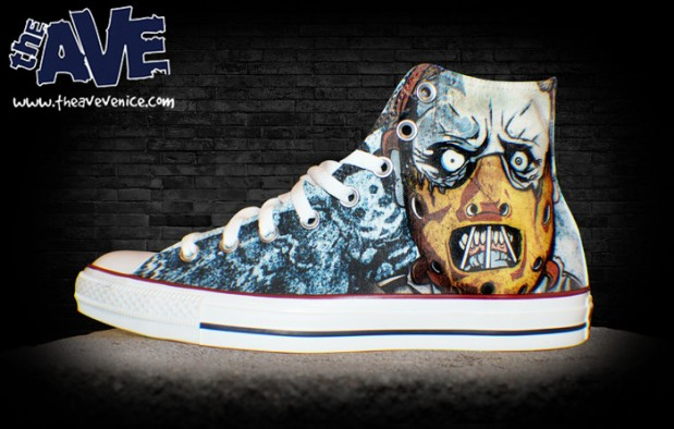 Converse Chuck Taylor All Star: Hannibal - Silence of the Lambs tribute