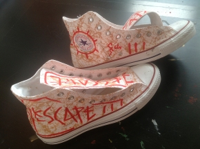 Converse Artist Edition SP38 - Limited edition!