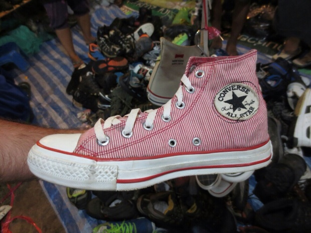 Converse Original Looks like a Fake
